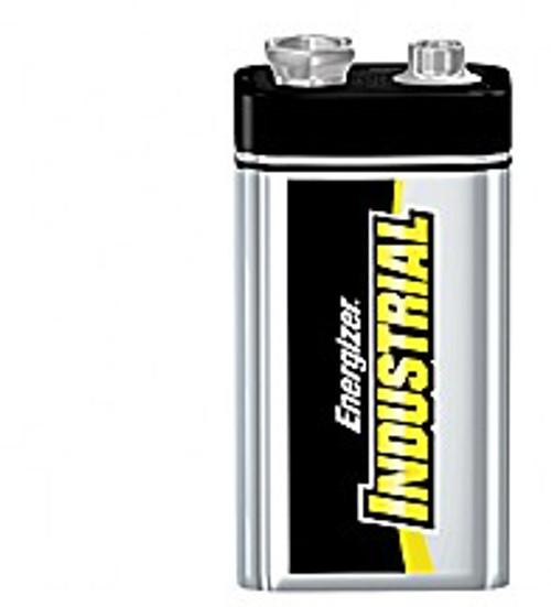 Energizer 9V Industrial Batteries