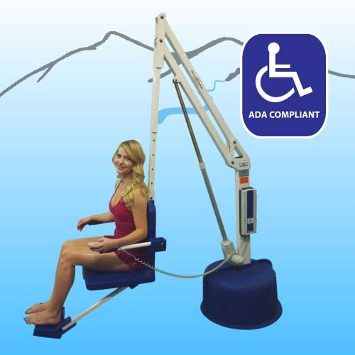Revolution Lift with Anchor - 500lb Capacity