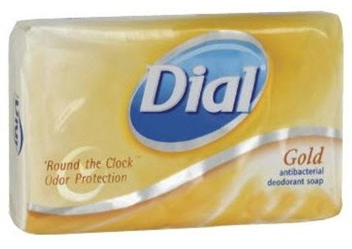 Antibacterial Soap Dial Individually Wrapped Scented