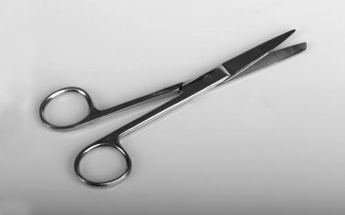 "Sterile O.R. Sharp/Blunt 5.5"" Scissors"
