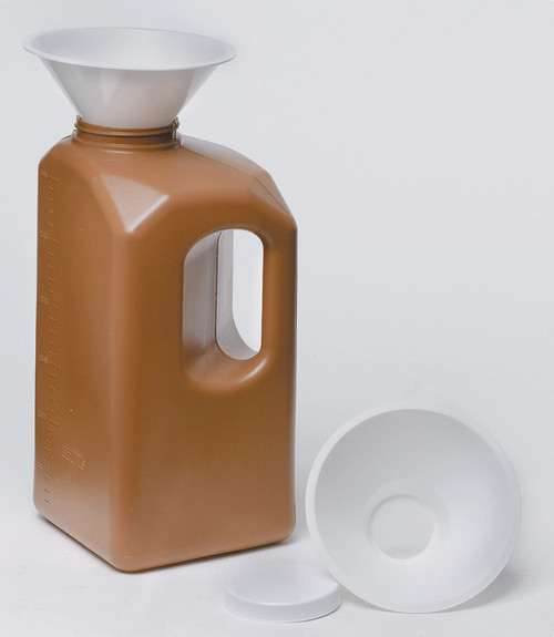 24-Hour Urine Collection Bottle