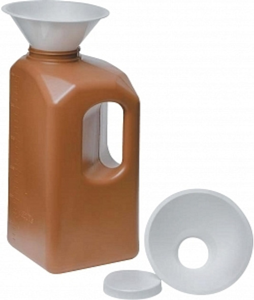 24 Hour Urine Collection Bottle, 3000 ML