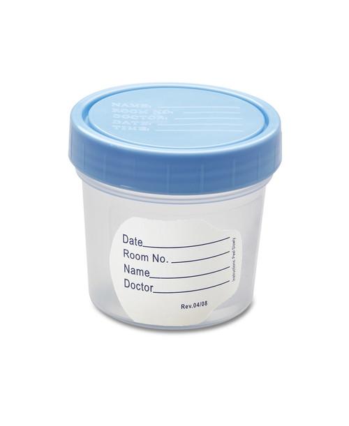 Polypropylene Specimen Container - Sterile Path