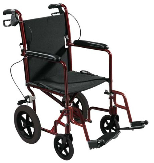 Drive Expedition Aluminum Transport Wheelchair
