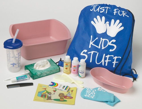 Deluxe Pediatric Admission Kit