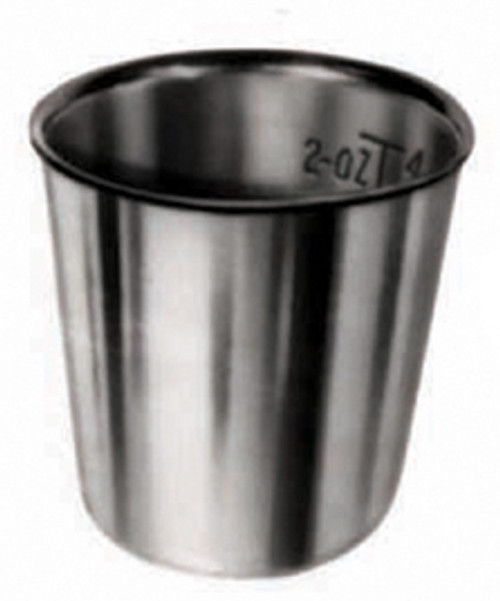 Stainless Steel Graduated Medicine Cups