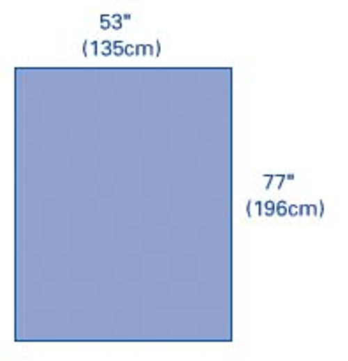 Drape Sheets - Three-Quarter Drape