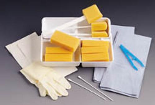 Dry Skin Scrub Tray, Premium