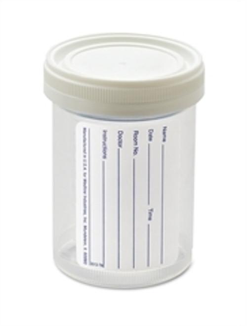 Pneumatic Tube Specimen Container