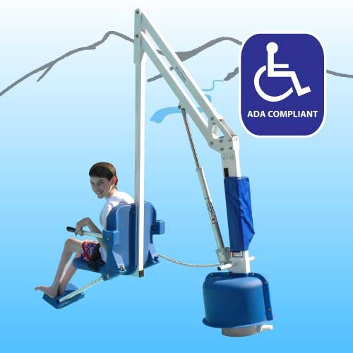The Scout Lift with Anchor - 350lb Capacity