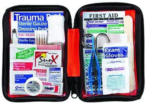 outdoor first aid kit, softsided
