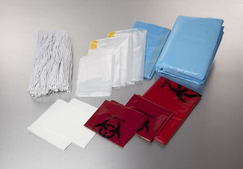 QuickSuite Microfiber O.R. Clean Up Kits