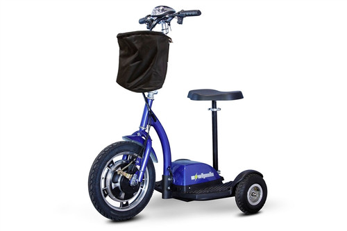 EW-18 Stand n Ride 3-Wheel Mobility Scooter by EWheels