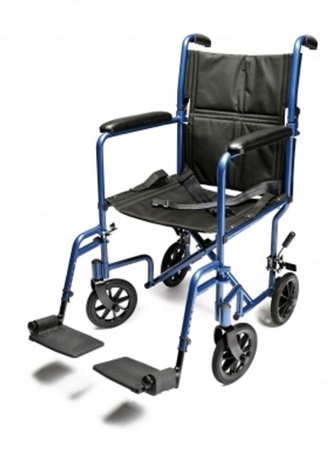 Everest & Jennings Aluminum Transport Chair