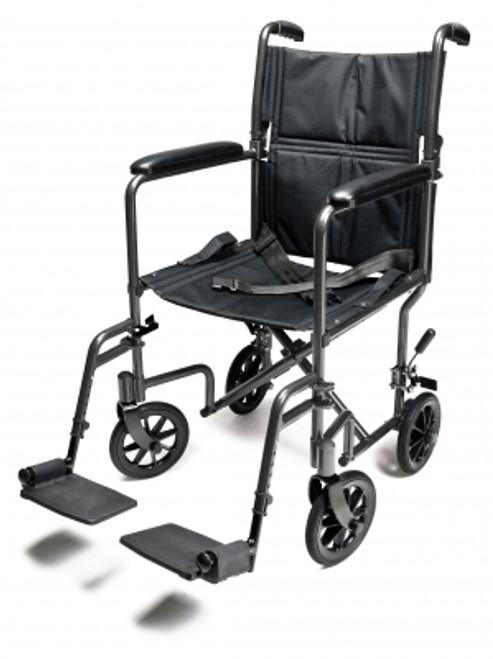 Everest & Jennings Steel Transport Chair