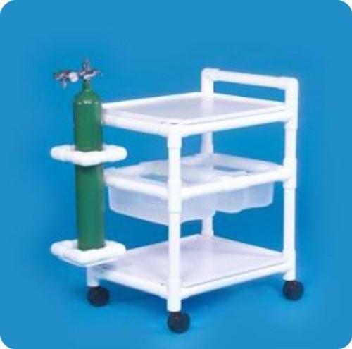 Emergency Cart W/Drawers