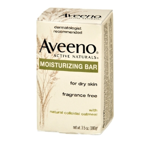 Aveeno Bar Soap 3.5 oz. Individually Wrapped Unscented