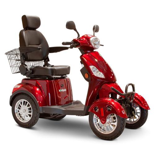 EW-46 4-Wheel Mobility Scooter by EWheels