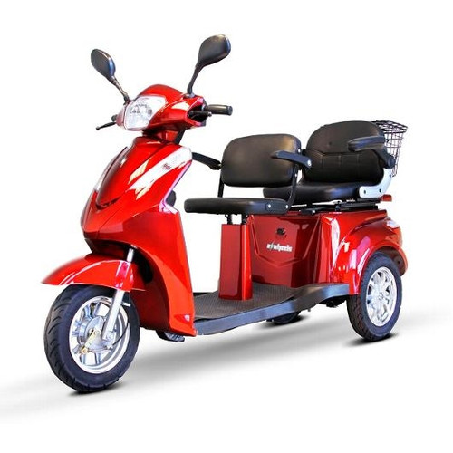 EW-66 Dual-Passenger Power Scooter by EWheels