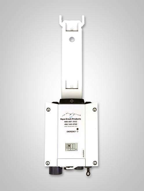 2 Port Control Box (Linak brand) Revolution & Titan 600 Series w/Mounting Bracket
