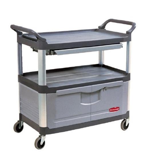 Instrument Cart Series Shelves Gray