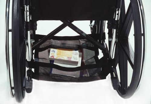 Wheelchair Underneath Carrier