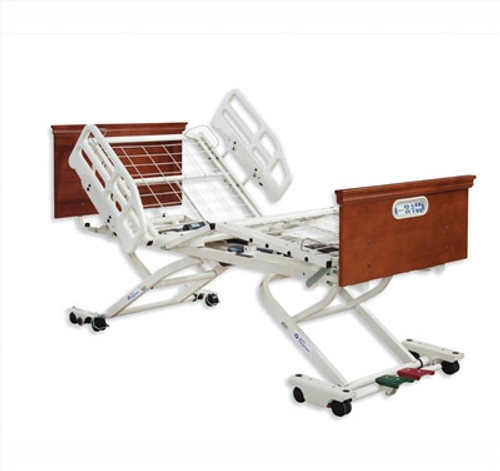 easycare *updated* adjustable-height low bed