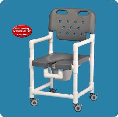 Elite Shower Chair Commode