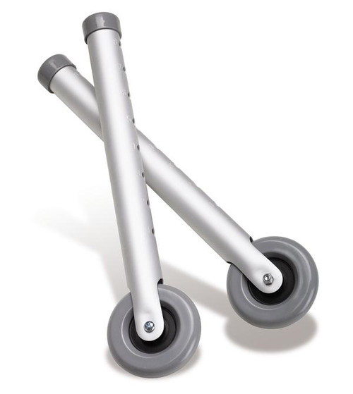 "3"" Wheels For Walkers"
