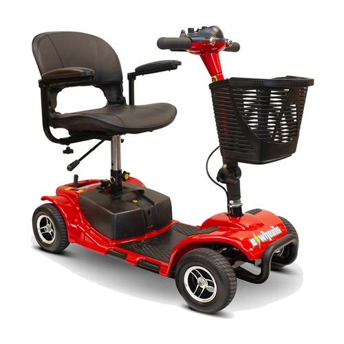 EW-M34 4-Wheel Travel Scooter by EWheels