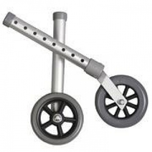 "6"" Front Walker Wheel Attachment"
