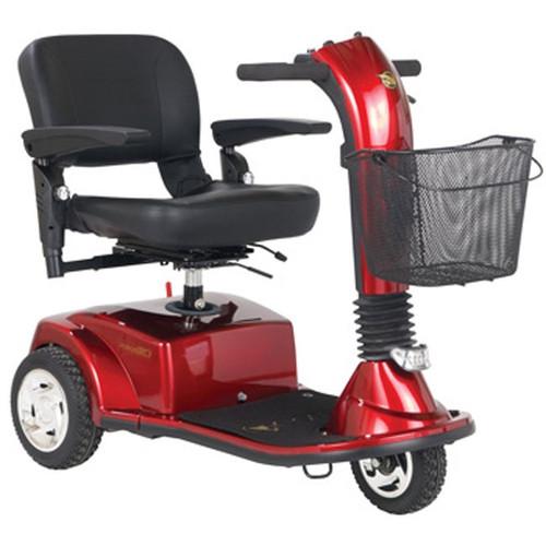 companion 3-wheel midsize scooter