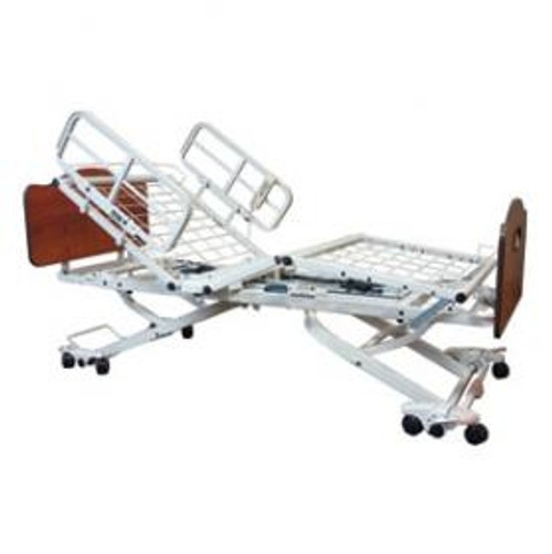 easycare 9 adjustable-height low bed