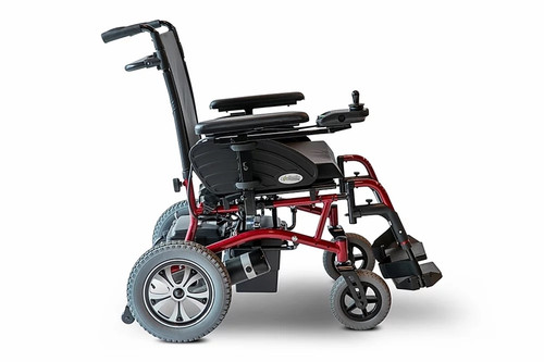 EW-M47 HD Folding Power Wheelchair
