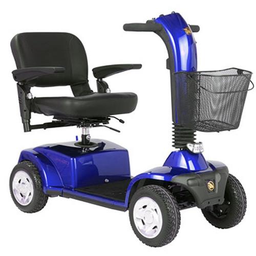 companion 4-wheel fullsize scooter