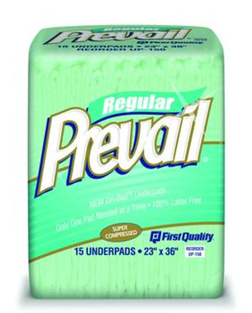 Prevail Fluff Underpads