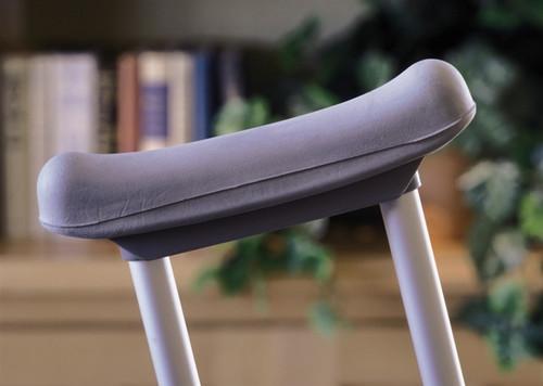 Guardian Underarm Crutch Cushion, Gray