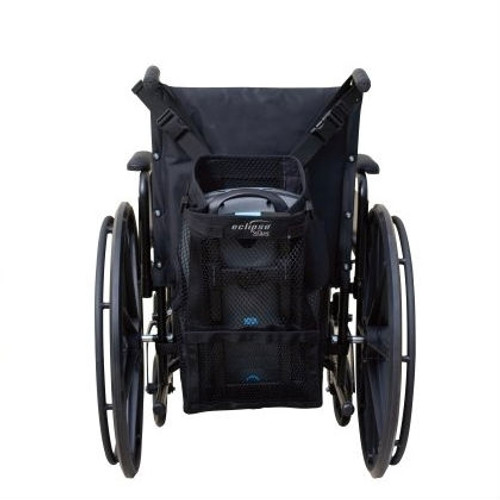 Sequal Eclipse 3 & 5 Wheelchair Carry Pack