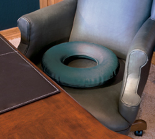 Inflatable Rubber Ring Cushion