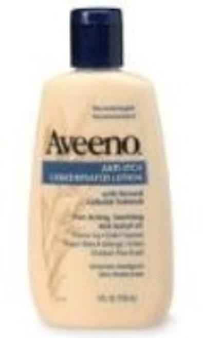 Aveeno Anti-Itch Moisturizer 4 oz. Bottle Unscented Lotion
