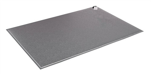 """CordLess Floor Mat 24""""x36"""" (gray) - 1 year warranty (use with the TL-2100G, GM-01E, 433-CMU or 433-EC)"""