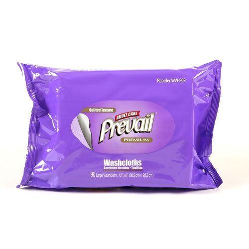 Prevail Premium Adult Washcloth