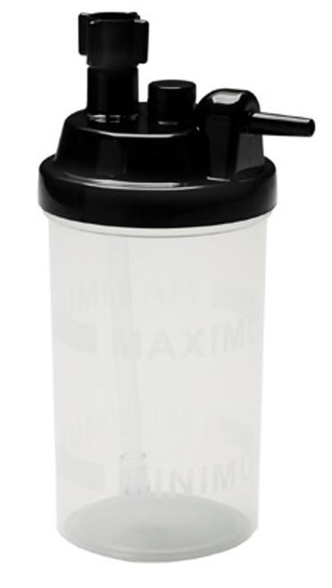 John Bunn Dry Bubble Humidifier Plastic Nut, Black Cap