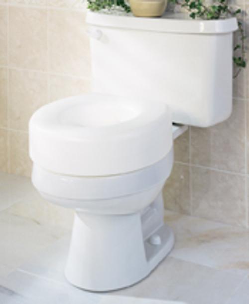 """Economy Raised 6"""" Toilet Seat"""