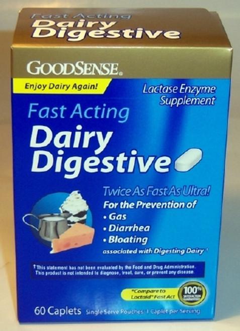 Dairy Digestive Supplement GoodSense
