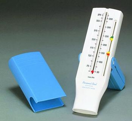 personal best low range peak flow meter