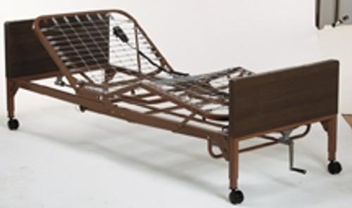 Guardian Single Crank Hi/Lo Semi-Electric Bed