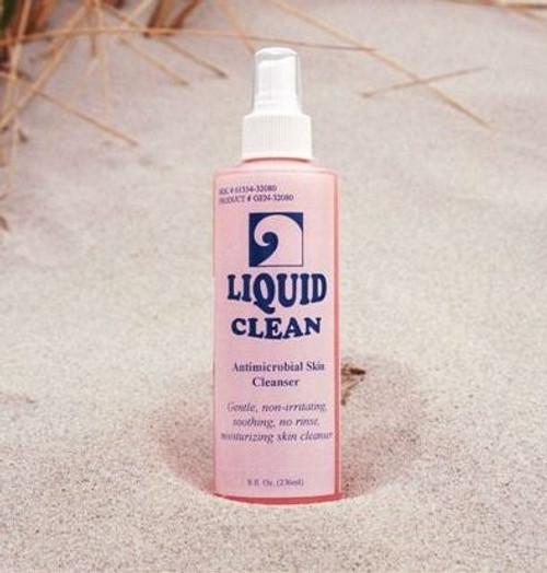 Antimicrobial Body Wash Liquid Clean Liquid Pump Bottle Papaya Scent