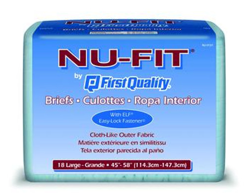 NU-FIT Adult Briefs