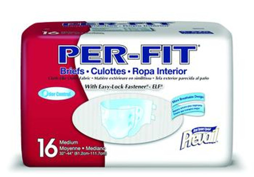 Per-fit Frontal Tape Briefs